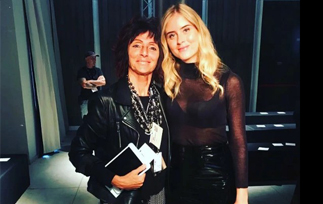 Valentina Ferragni (fashion week milanese)