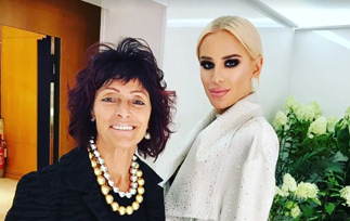 @August Getty Atelier: SS2018 newcollection mfw ForSeasons Milan Gigi Gorgeous
