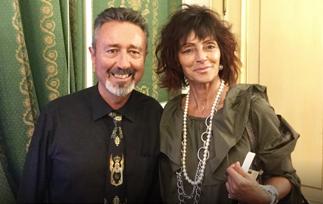 Leonardo Opali e Francesca dell'Oro – Smell Festival