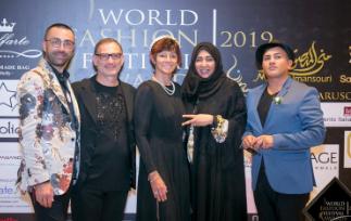 WORLD FASHION FESTIVAL AWARDS 2019 DUBAI