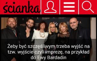 Evento di Moda e Arte – Ewa Bardadin – Varsavia