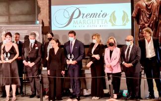 PREMIO MARGUTTA – LA VIA DELLE ARTI 2021
